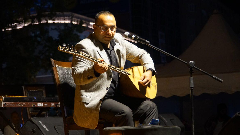 Erkut Özkan,                        Halk Müziği Sanatçısı